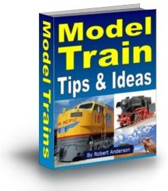 free model train tips ebook